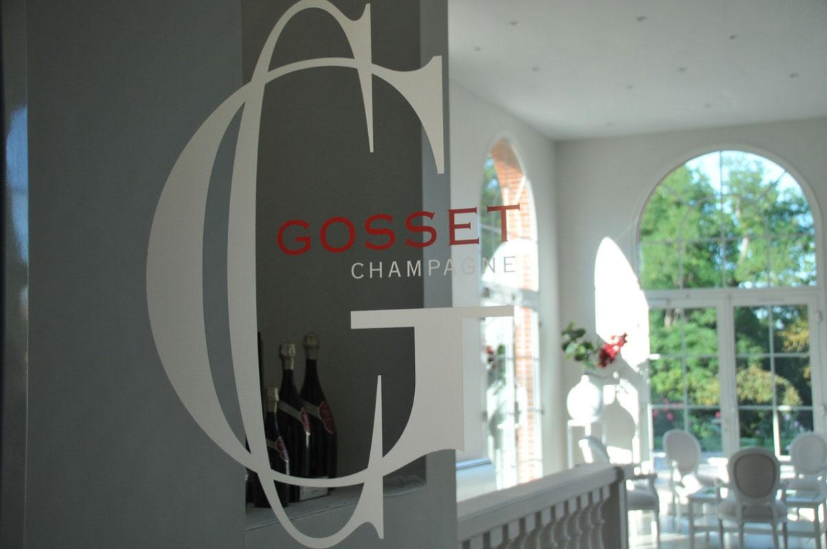Atelier Champagne Gosset In Karlsruhe Ff K