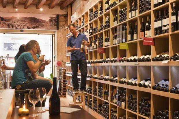 Côtes du Rhône-Wochen in Gastronomie und Fachhandel