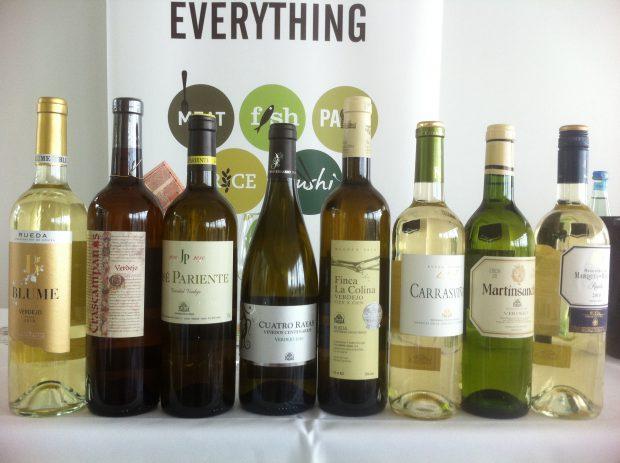 Rueda auf dem WEIN+MARKT Weinfachhändlertag