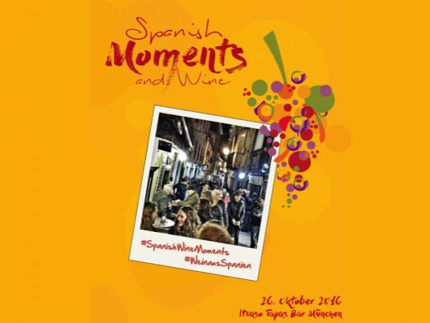 Wein aus Spanien - Spanish Moments in Muenchen