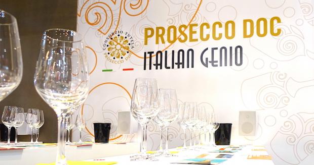 Prosecco DOC auf der ProWein 2017