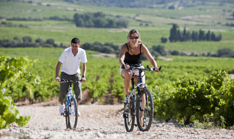 Tour durch das Rhônetal