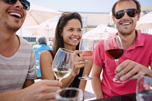 Rioja auf den Hamburg Cruise Days