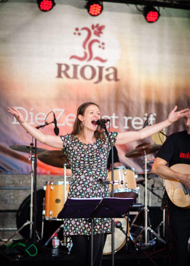 Rioja Bühne Hamburg Cruise Days