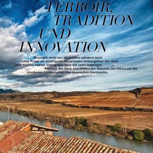 Rioja in der Weinwelt 2015