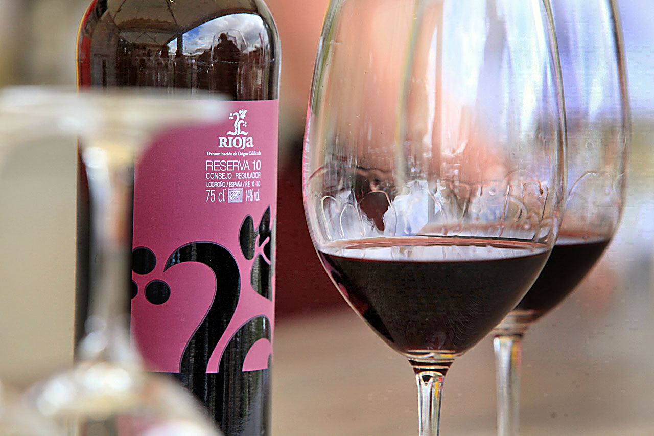 Generischer Reserva Rioja