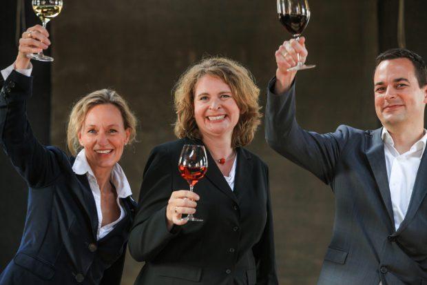Meike Frers, Elke Fierenz, Jan Koch- Geschäftsführer ff.k