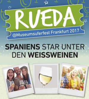 DO Rueda auf dem Museumsuferfest