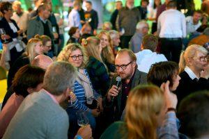 Wein- und Kochshow mit Hendrik Thoma