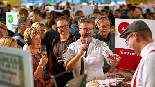 WeinTour RegioWalk mit Manuel Andrack