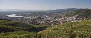 Côtes du Rhône Weinbaugebiet