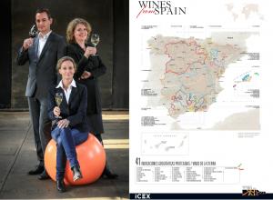 Wein aus Spanien für ff.k