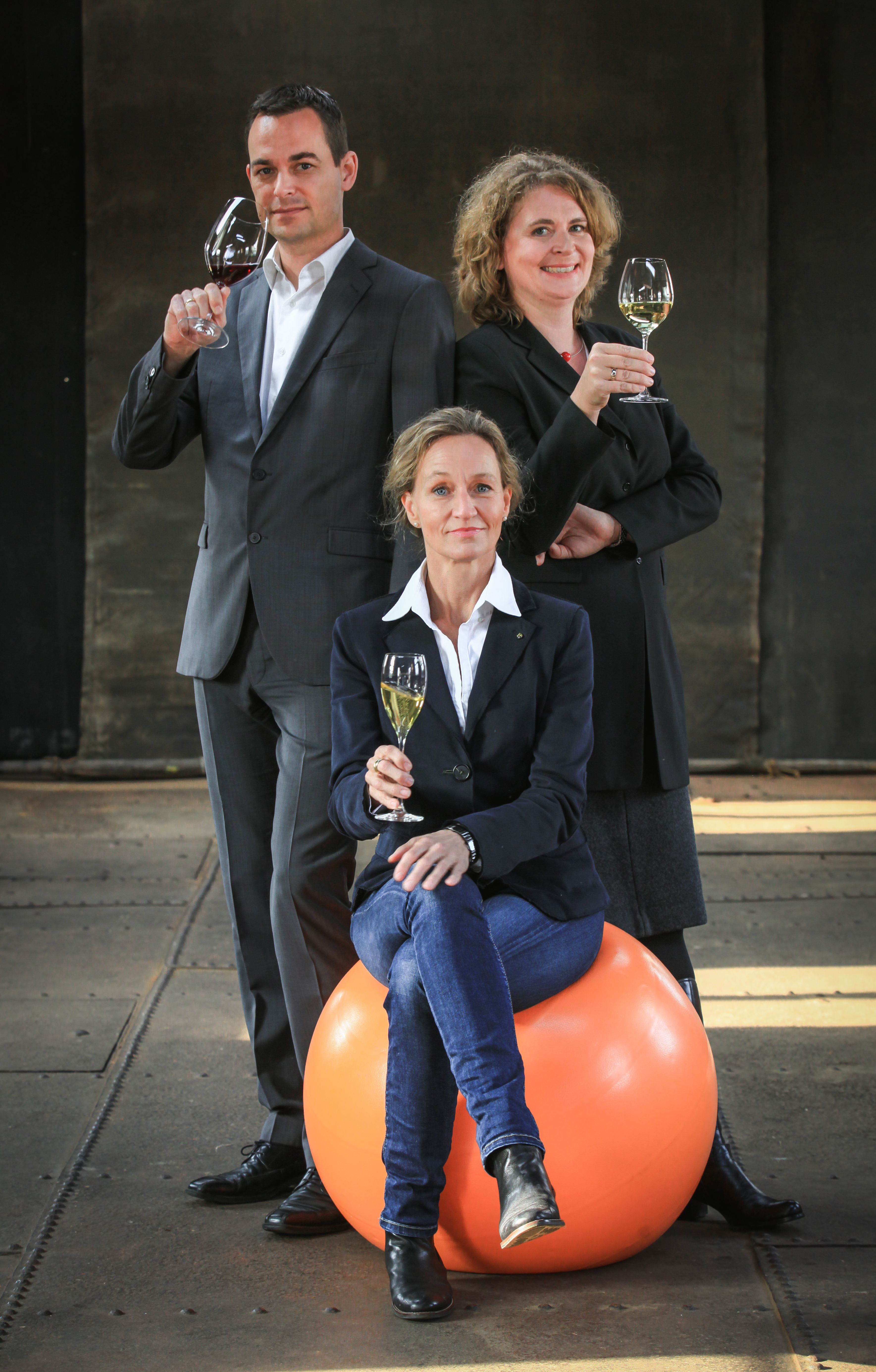 Meike Frers, Elke Fierenz, Jan Koch - Geschäftsführer ff.k