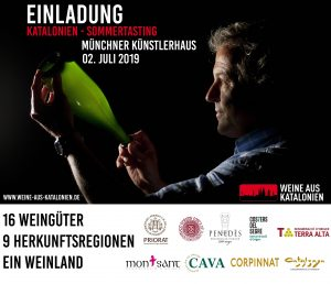 Einladung Weine aus Katalonien