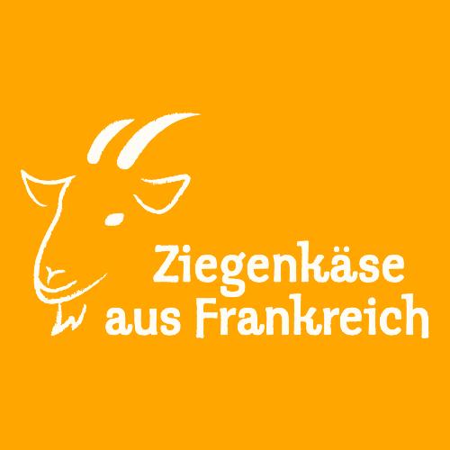 Logo Ziegenkäse aus Frankreich