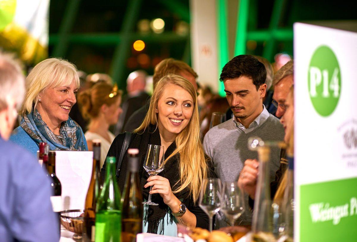 Endverbrauchermesse Weintour