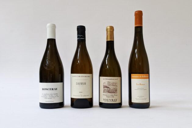 Die Weinauswahl bei dem Loire-Podcast