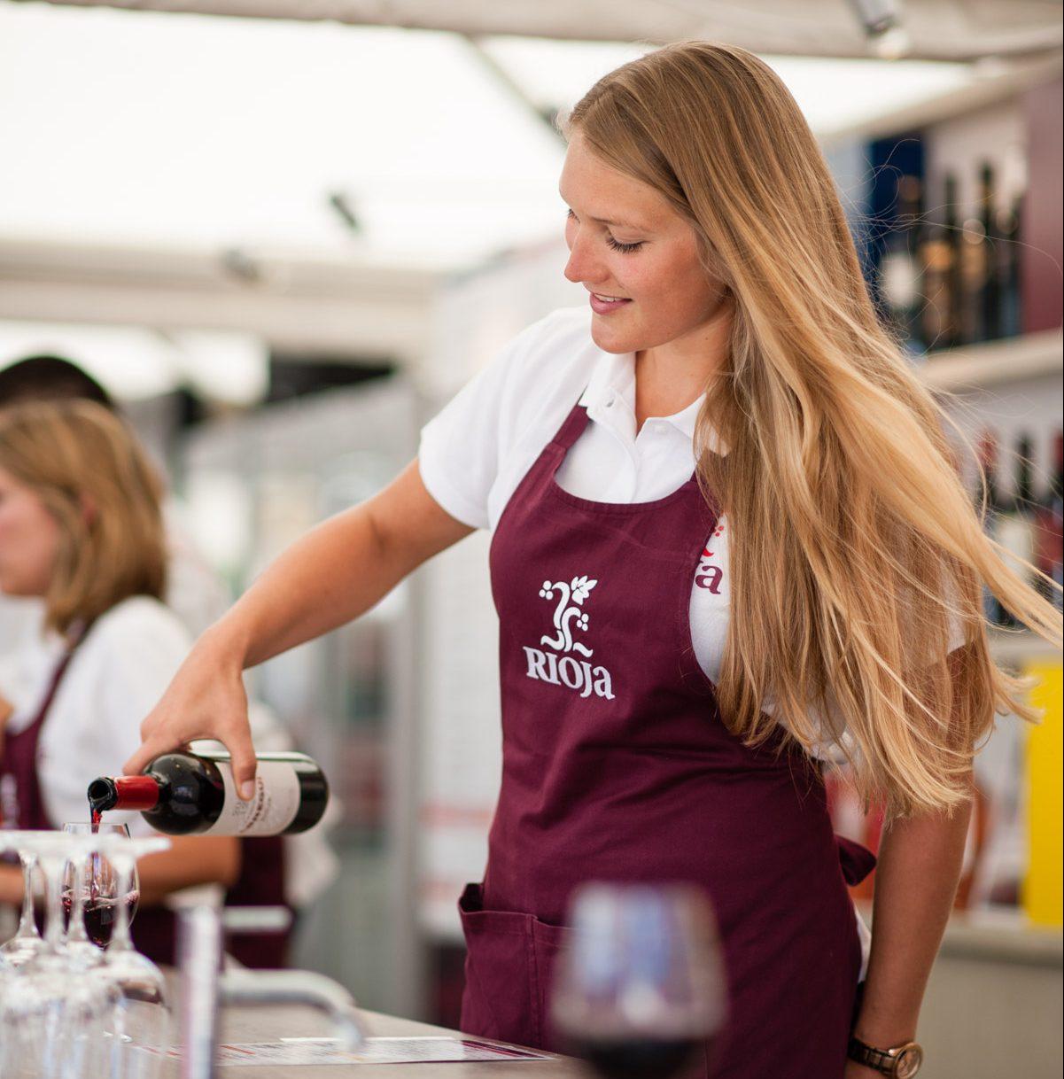 Hamburg Cruise Days Rioja-Weinbar