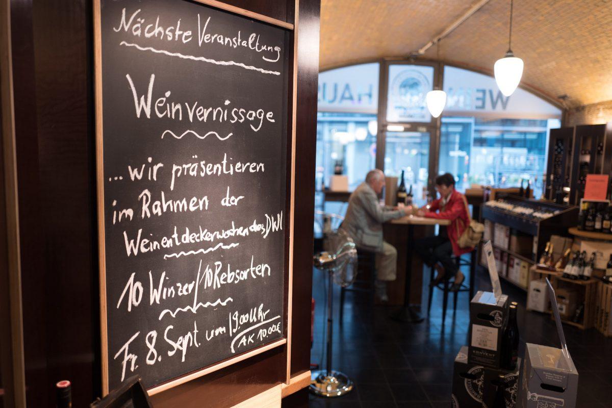Weinentdecker werden! Aktionen im Weinfachhandel