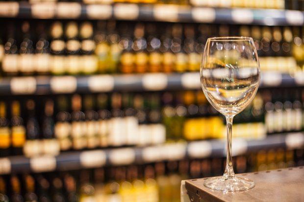 Beispiel Präsentation Loire-Weine in Weinhandlung