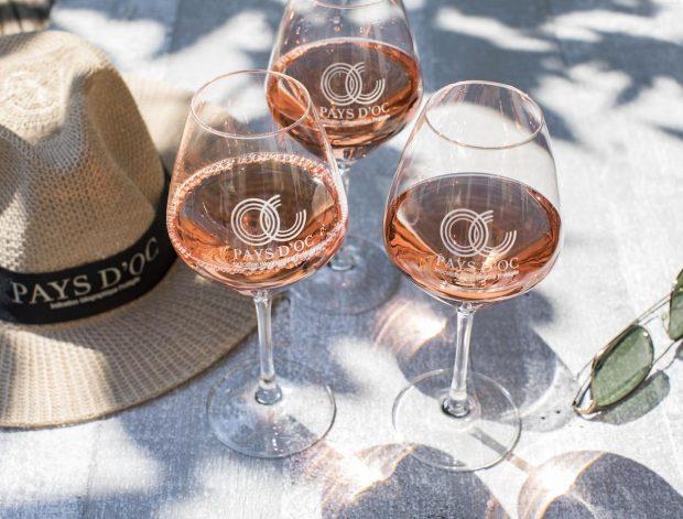 Pays d'Oc IGP Roséweine beim Wein+Markt Fachhandelstag