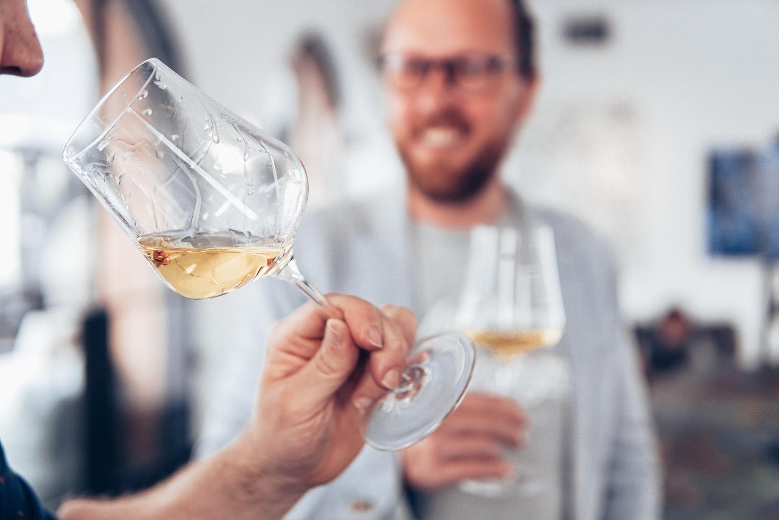 Beispielsituation Weine der Loire Fachhändlertag