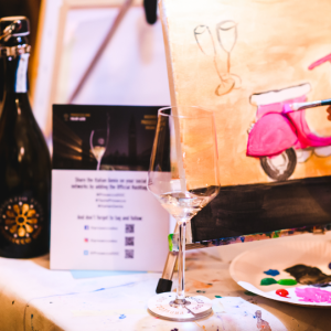 Prosecco DOC is the sponsor of consumer ArtNights