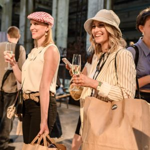 Prosecco DOC at the Neonyt - The fair for sustainable fashion in Berlin